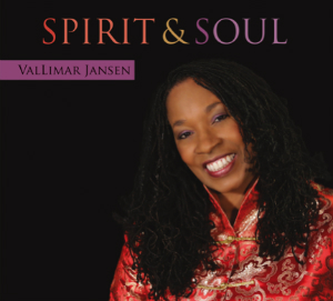 ValLimar Jansen's latest album 'a soulful experience'