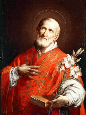 Tuesday, May 26 - Homily: St. Phillip Neri, Saint of Joy
