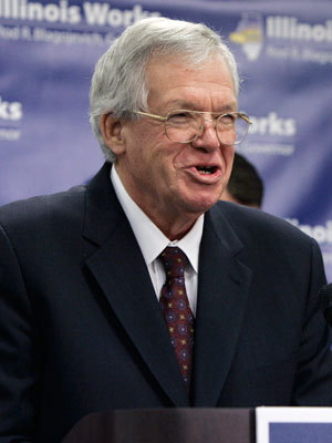 Former House Speaker Dennis Hastert indicted on bank charges