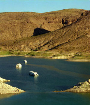 Nevada's Lake Mead drying up: At lowest level since the 1930s