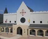 Image of Atonement Academy, the Parish School of Our Lady of the Atonement Parish Church in San Antonio, Texas.