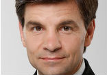 Image of George Stephanopoulos is a former Bill Clinton representative and aide. His ties to the former first family are everywhere.