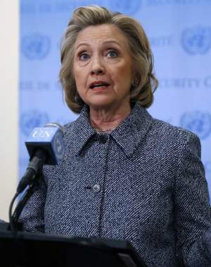 ANOTHER LIE: Hillary Clinton's email scandal grows