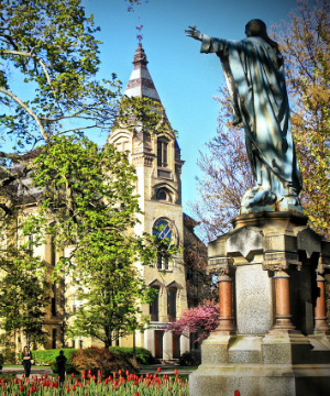 Top 5 Roman Catholic colleges in the United States