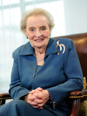 'Iraq is the biggest disaster in American history,' former Secretary of State Madeleine Albright declares