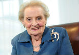 Image of Former Secretary of State Madeleine Albright believes