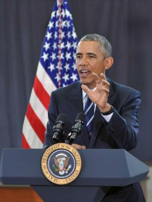 President Obama cracks down on military equipment for U.S. law enforcement