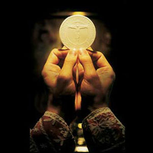 Tuesday, May 5 - Homily: Seek Jesus in the Sign of the Eucharist
