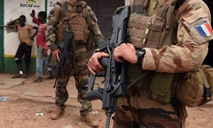 Special Report: UN French Soldiers Rape African Boys in Central African Republic