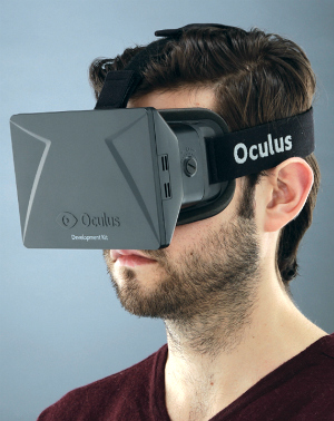 Warning: Porn will currently not be blocked from Oculus' headset
