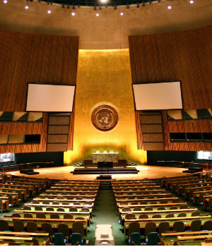 U.S. footing the bill for the U.N. - why is that?