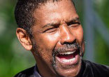 Image of Denzel Washington urged graduates to