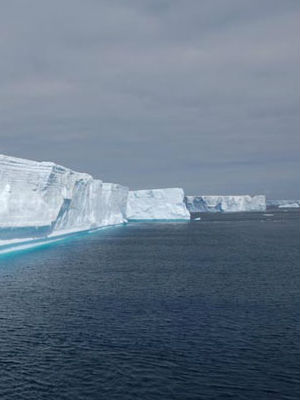2020: Antarctic ice shelf could collapse