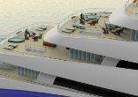 Image of Sporting an incredible nine decks, the Double Century rises 88 feet above the water and at 656-feet long.
