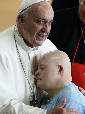 Fears regarding Pope Francis' health resurface after he says he is 'a bit old and sick'