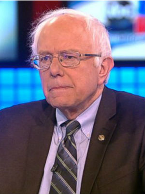 Avowed socialist Bernie Sanders calls for 'political revolution' in United States
