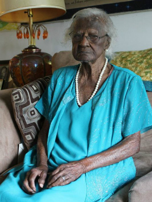World's oldest woman reaches 116-years-old!