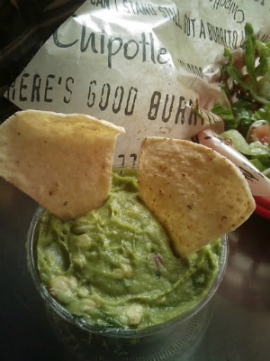 FINALLY! Chipotle reveals secret guacamole recipe