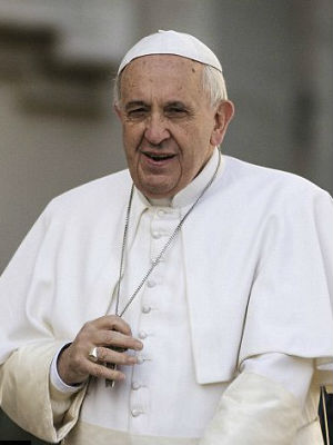 Pope Francis admits to giving up TV in 1990