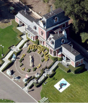 Michael Jackson's 'Neverland Ranch' up for sale for $100 million