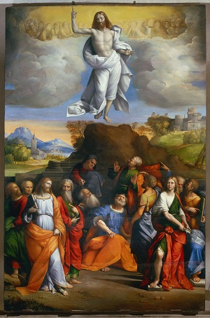 The Feast of the Ascension is Not the Last Act but the Portal to Eternity