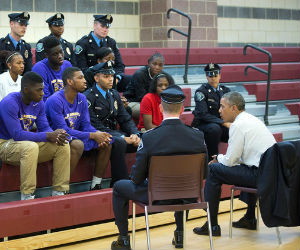President Obama seeks to end immigration enforcement on part of local police