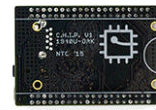 Image of Always with a keen eye on miniaturization, both in size and price, the computer world is looking towards CHIP with abiding interest.