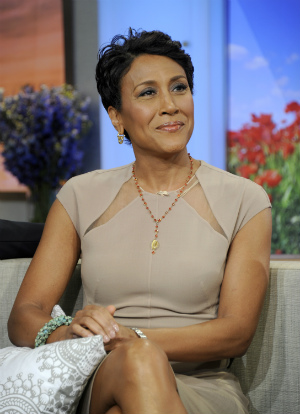 Good Morning America's Robin Roberts speaks on her near death medical experiences