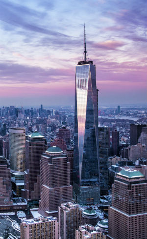 14 years after 9/11, One World Trade Center lacks the bustle of the old Twin Towers