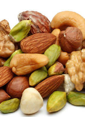 Go Nuts! Which nuts are best for your health?