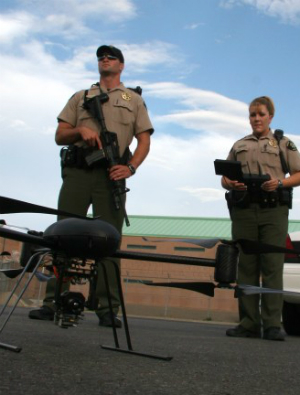 Police to use 'unmanned aircraft' drones to photograph crash and crime scenes in Illinois