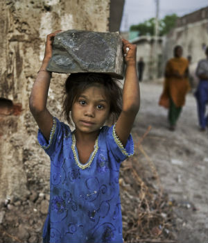 New labor law drastically sets backs children's rights in India