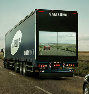 Samsung's amazing new technology promises to help lower car accident fatalities