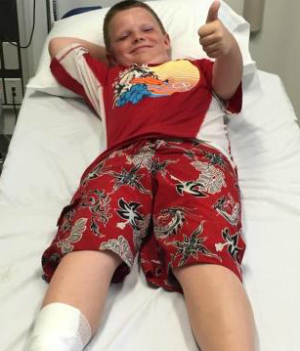 8-year-old boy bitten by shark in knee-deep water, fourth case over past two weeks in NC