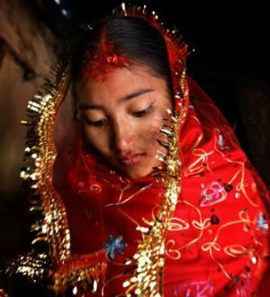 CHILD BRIDE CRISIS: Unprepared young girls forced to marry, have children, undermining nation's future