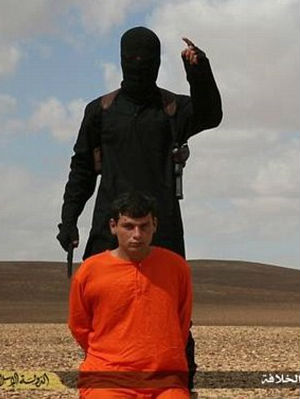 Just a distraction? Decapitation video meant to draw away from major Islamic State defeat
