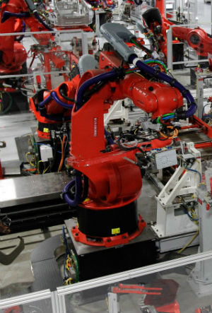 The rise of the machines? Half of all jobs will be automated by 2035