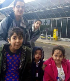 Family members frantic as daughters reveal they moved children to Syria to join the jihad movement