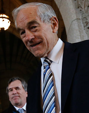 In spite of strong showing, Ron Paul predicts Apocalypse on Wall Street