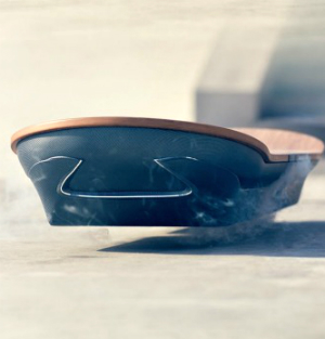 Tokyo's Lexus creates levitating hoverboard -- A reality? Or another hoax?
