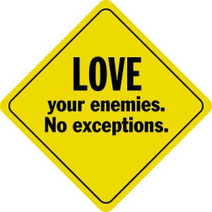 Tuesday, June 16 - Homily: Love Even Your Enemies