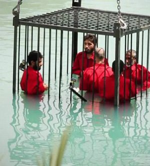 ISIS reaches horrific new levels of terror in three-part execution video [WARNING: Graphic Content]
