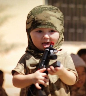 'Cubs of the Caliphate': ISIS' army molds the next generation of terrorists
