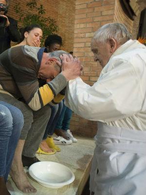 'Poverty is precisely at the heart of the Gospel,' Pope says - it's not a sign of communism