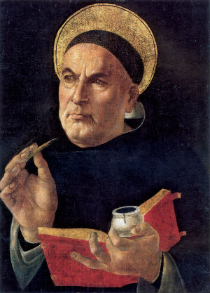 St. Thomas Aquinas answers whether it is lawful to judge in ST II-II, q. 60, art. 2, citing St. Augustine and St. John Chrysostom.