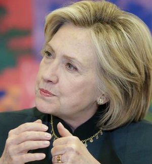 GOES WAY BACK: Hillary Clinton's favors to donors stretches back to her days in the Senate