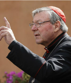 Vatican adviser denounces Australia's Cardinal Pell as 'almost sociopathic'
