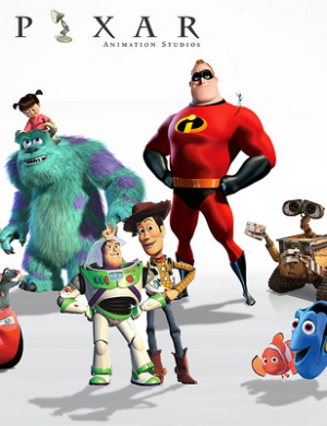 The top 5 Pixar movies from the last 20 years