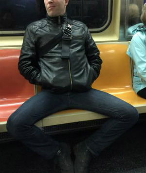Men publicly humiliated, 'manspreading' on public transportation leading to arrests