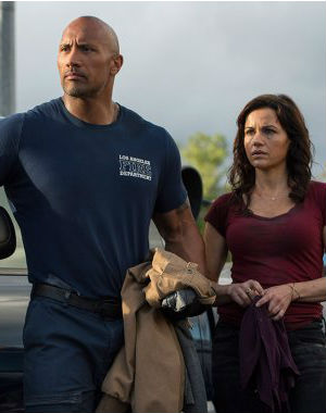 'San Andreas' inspires morbid curiosity in disaster-prone states, making it top at box office